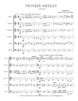 Pioneer Medley for Strings