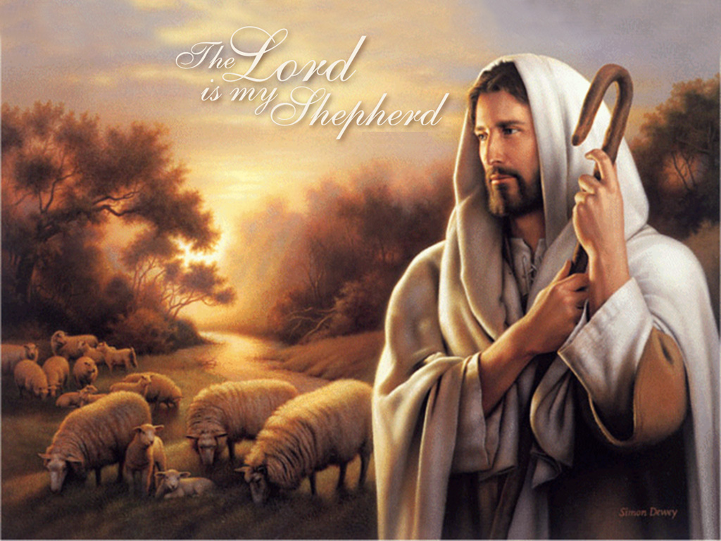 The_lord_is_my_shepherd