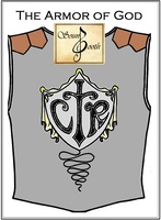 The Armor of God Flip Charts w/Armor Templates