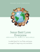Jesus Said Love Everyone