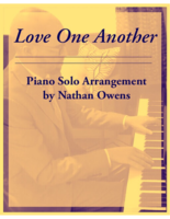 PIANO SOLO - Love One Another