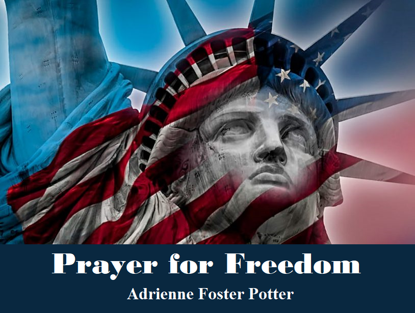 Prayer_freedom_cover