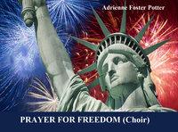 Prayer for Freedom SATB